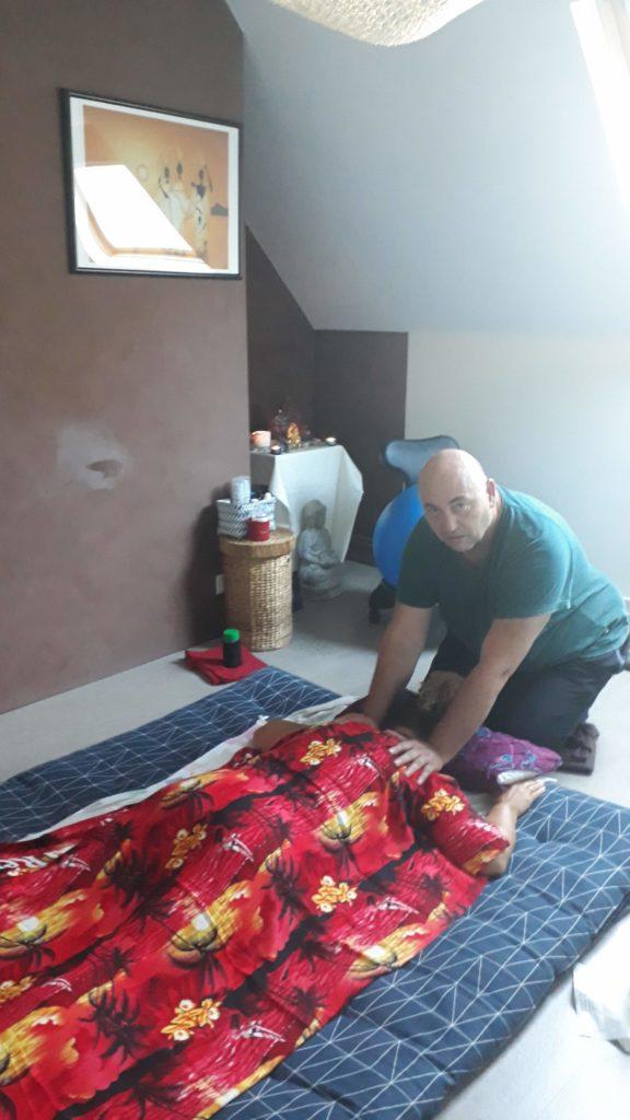 Massage femme