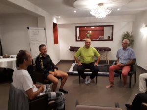 Atelier massage hommes