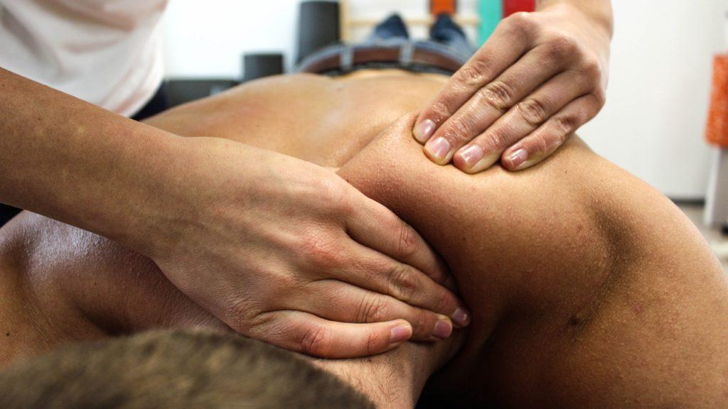 Massage pour les sportifs